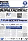 Fourth Option For Council Housing