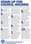 DCH's 10 Questions to Candidates